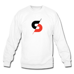Men's Crewneck Sweatshirt - white