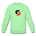 Men's Crewneck Sweatshirt - lime
