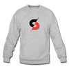 Men's Crewneck Sweatshirt - heather gray