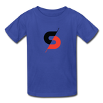 Kids' T-Shirt - royal blue