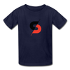 Kids' T-Shirt - navy