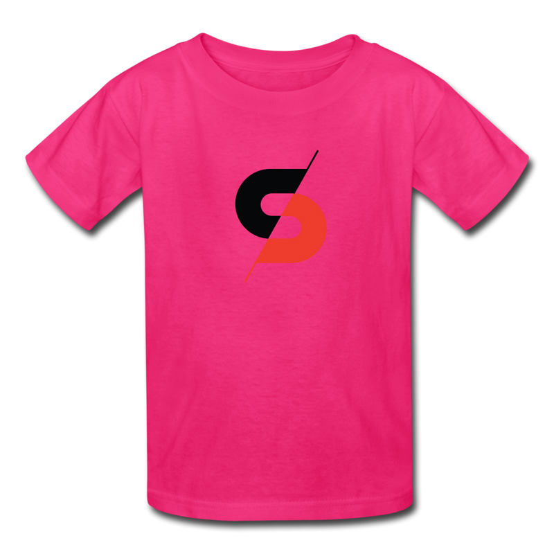 Kids' T-Shirt - fuchsia