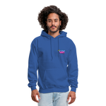 The Kay Master Men's Hoodie - royal blue