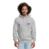 The Kay Master Men's Hoodie - heather gray