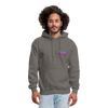 The Kay Master Men's Hoodie - asphalt gray