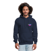 The Kay Master Men's Hoodie - navy