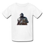 The Mandalorian Kids' T-Shirt - white