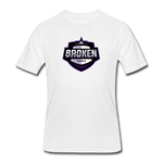 Broken eSports Men's 50/50 T-Shirt - white