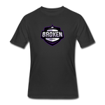Broken eSports Men's 50/50 T-Shirt - black
