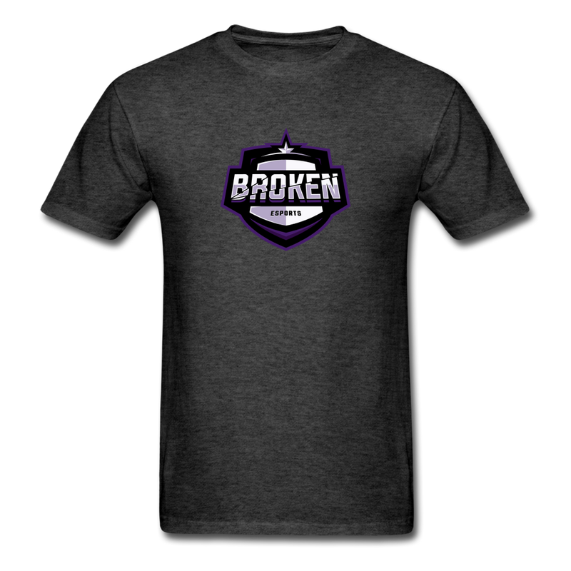 Broken eSports Unisex Classic T-Shirt - heather black
