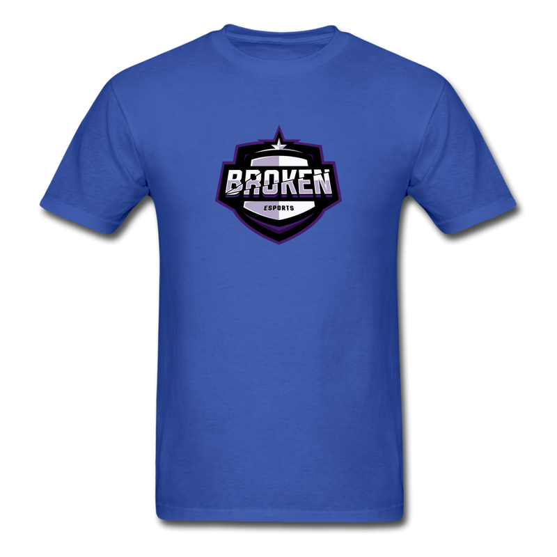 Broken eSports Unisex Classic T-Shirt - royal blue