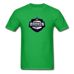 Broken eSports Unisex Classic T-Shirt - bright green