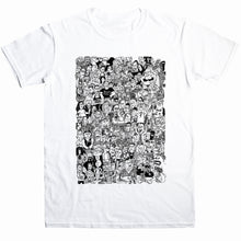 Load image into Gallery viewer, AMP | 100 Avsnitt | T-Shirt
