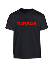 Load image into Gallery viewer, MACKOR | T-Shirt | Svart | #80vgm