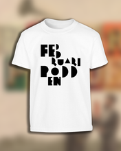 Load image into Gallery viewer, Februaripodden | Vit | T-Shirt