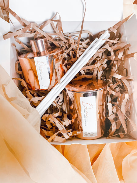 Queen Gift Set | Coco Butter Cashmere