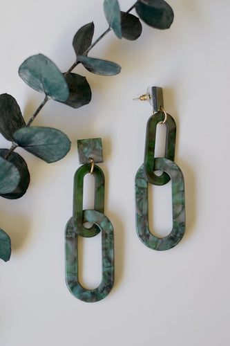 Olive Chains - Resonate Jewelry