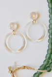 Clear Retro - Resonate Jewelry