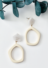 Load image into Gallery viewer, Nude Marble Retro - Resonate Jewelry