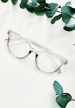 Load image into Gallery viewer, Vintage Grey Glasses - Resonate Jewelry