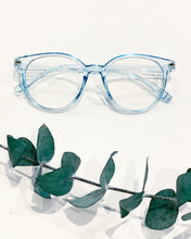 Load image into Gallery viewer, Vintage Blue Glasses - Resonate Jewelry