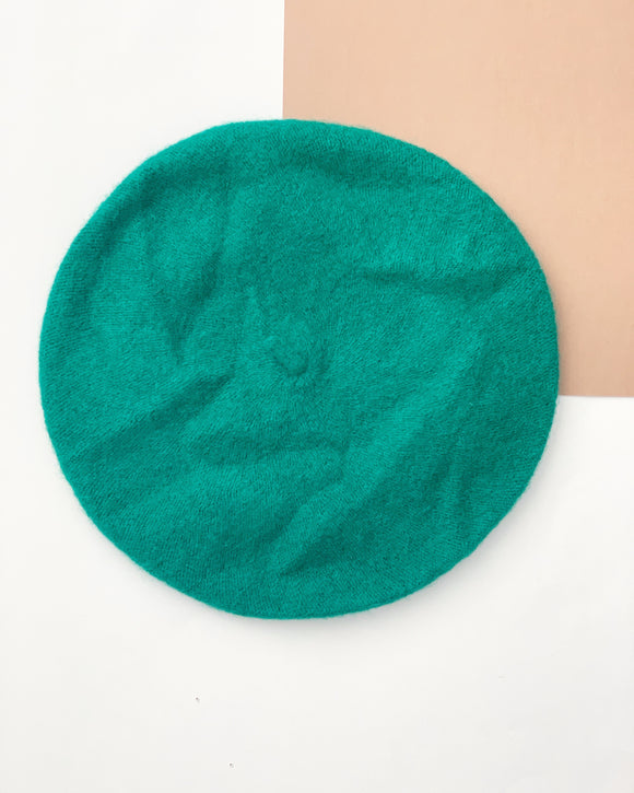 Emerald Beret - Resonate Jewelry