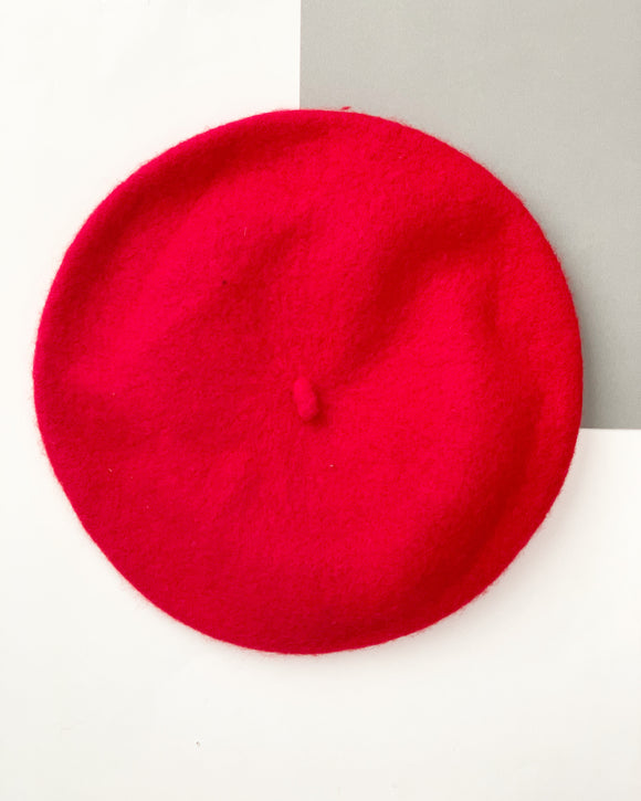 Ruby Beret - Resonate Jewelry