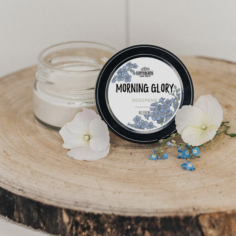Morning Glory - belebende Deocreme