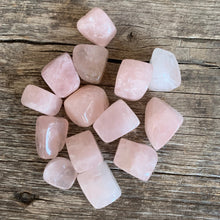 Load image into Gallery viewer, Rose Quartz Small Tumbled Stone
