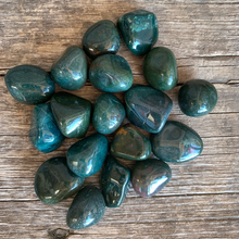 Load image into Gallery viewer, Bloodstone Small Tumbled Stone
