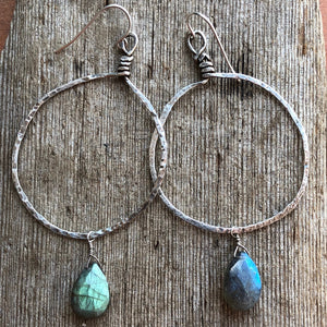 Stormy Earrings