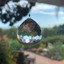 Load image into Gallery viewer, Quartz Crystal Hanging Suncatcher