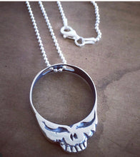 Load image into Gallery viewer, Steal Your Face Pendant Necklace