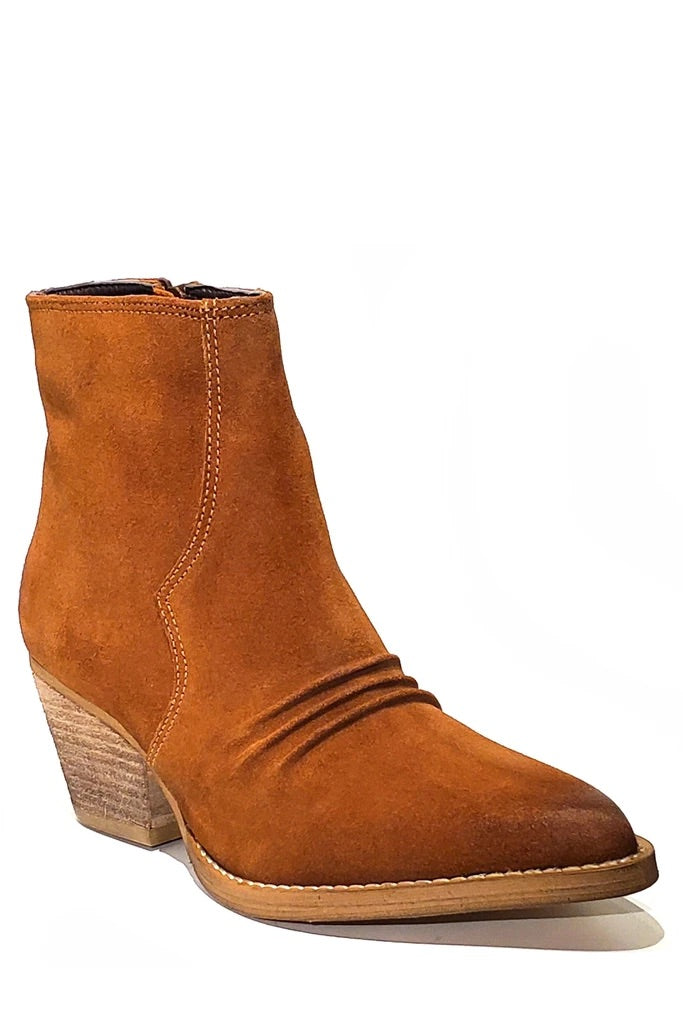 Eli Tan Ankle Boots