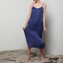 Load image into Gallery viewer, Slip Dress Lapis