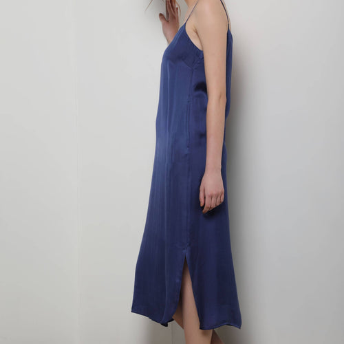Slip Dress Lapis
