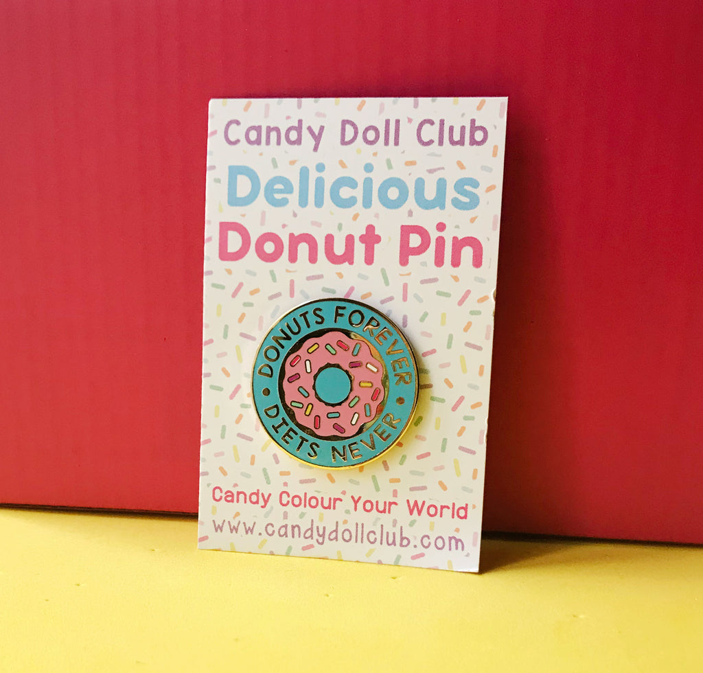"Dona ""Nunca Dieta"" de ""Candy Doll Club"""