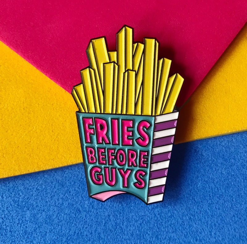 Fries Before Guys de Candy Doll Club