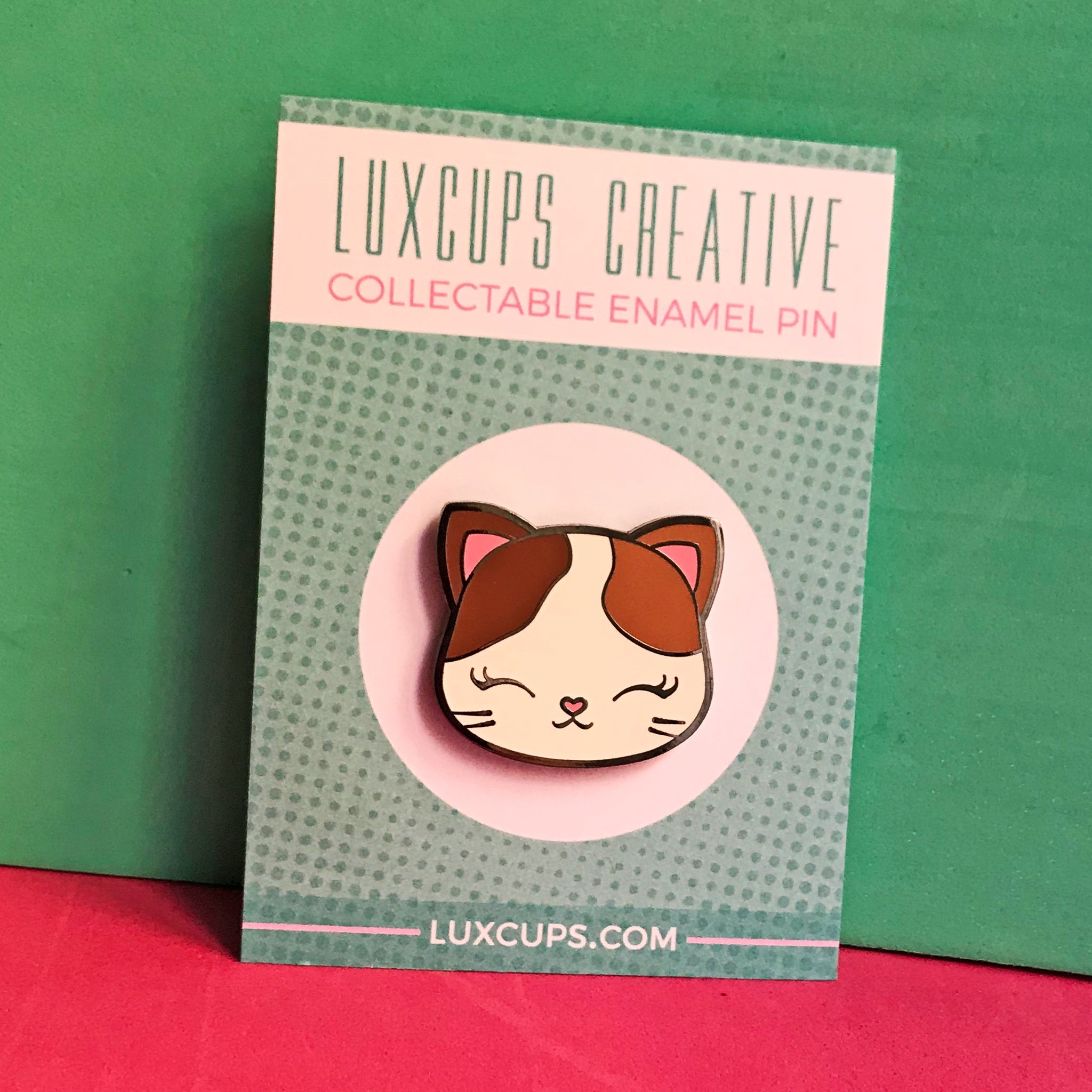"Kitty Sonriente - ""LuxCups Creative"""