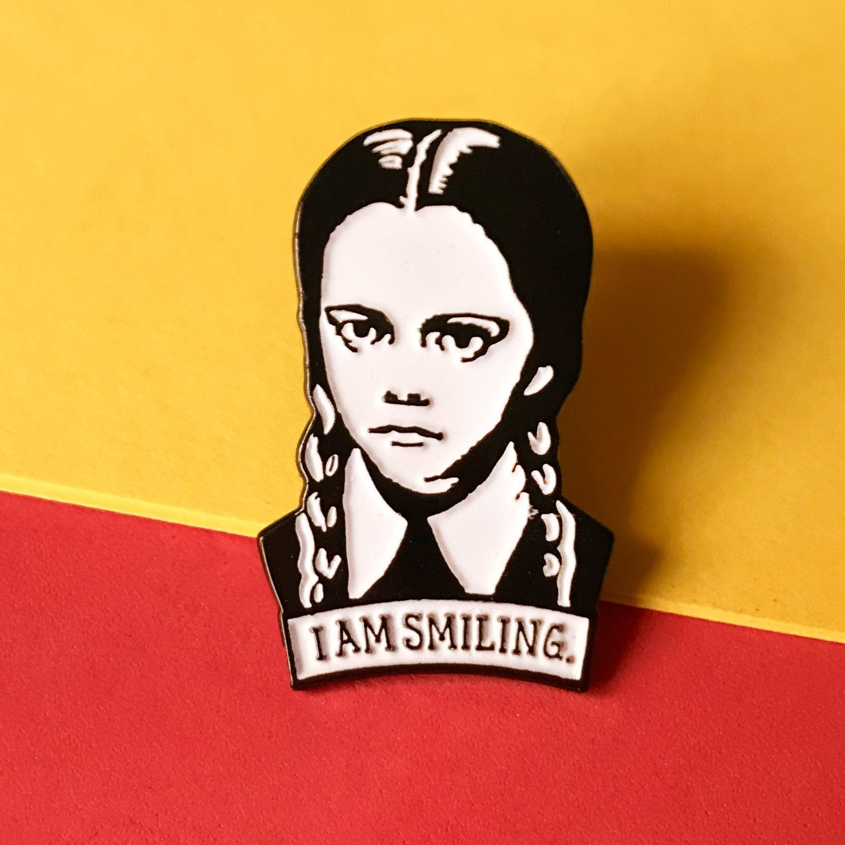 "Miercoles ""I am Smiling"" de ""ShopNetty"""