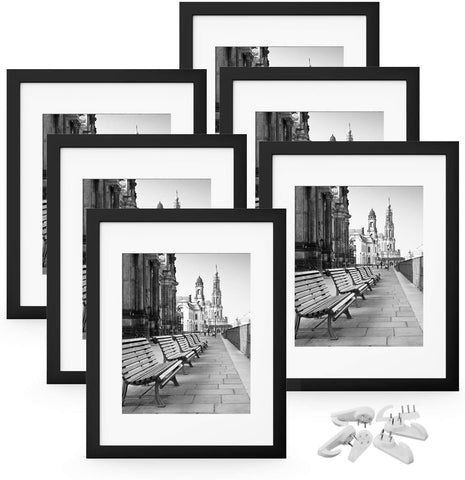 wall gallery photo frames