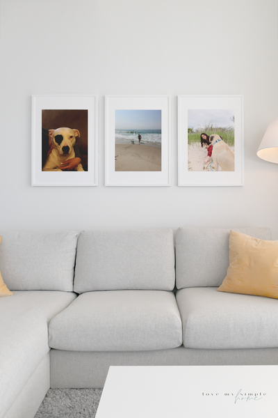 gallery wall ideas love my simple home