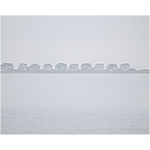 Open image in slideshow, ten houses in a row on beach bayfront