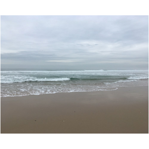 Open image in slideshow, ocean sand and sky