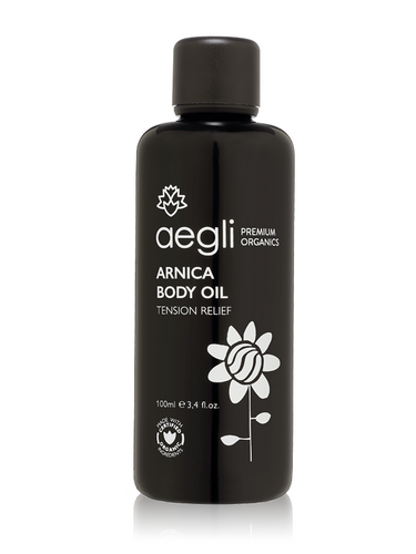 Arnica Body Oil Tension Relief 100ml