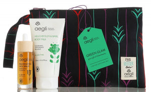 """Green Glam"" - Gift Bag"