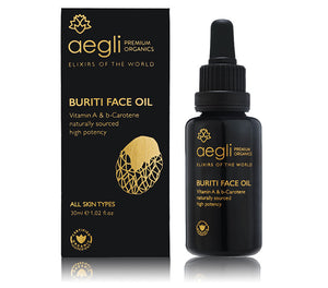 BURITI ELIXIR DRY FACE OIL 30ML