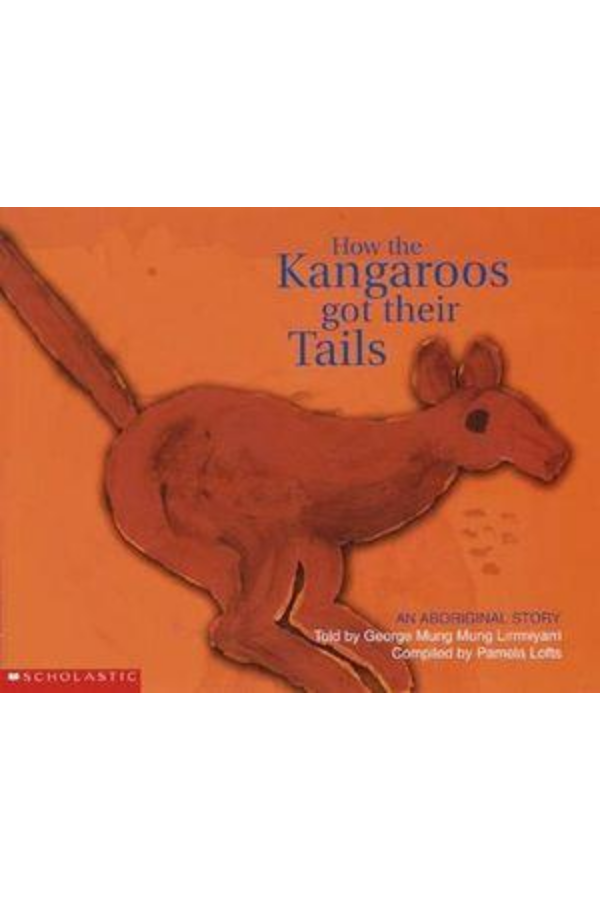 How the Kangaroo got their tails