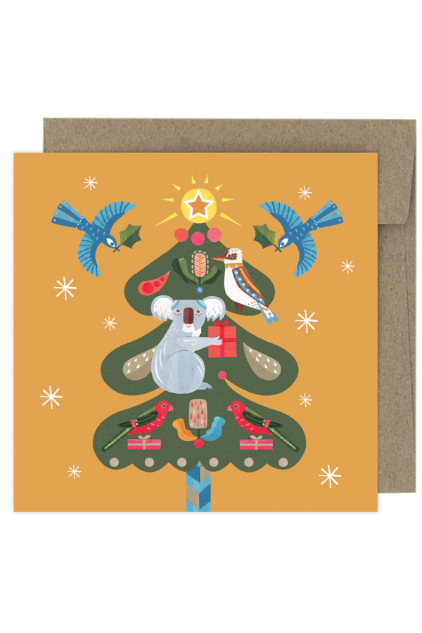 Boxed Christmas Cards - Tree of Light