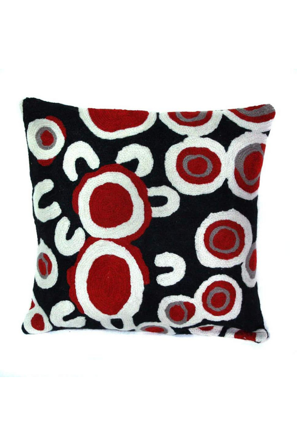 cushion cover - Rama Kaltu-Kaltu Sampson,